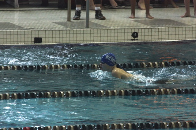 Athletics Photo: Swim 2 1/12/19 | Westminster