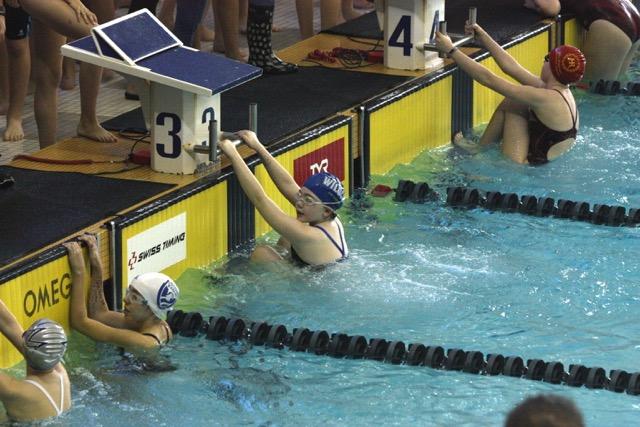 Athletics Photo: Swim 4 1/12/19 | Westminster