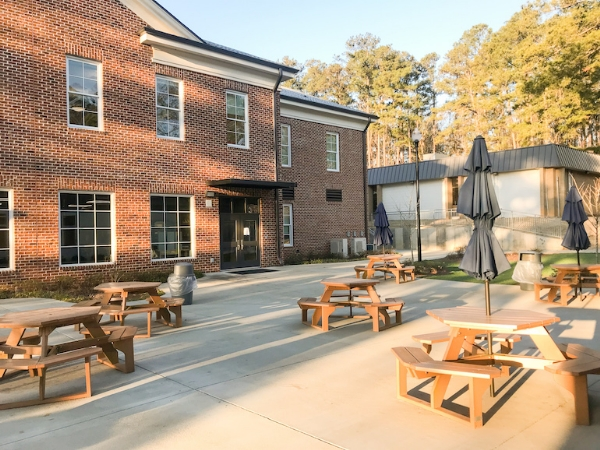 Outdoor Court Yard View 1 | Westminster