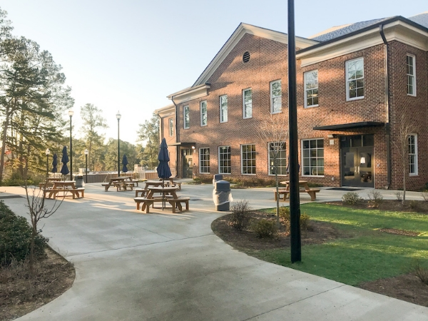 Outdoor Court Yard View 2 | Westminster