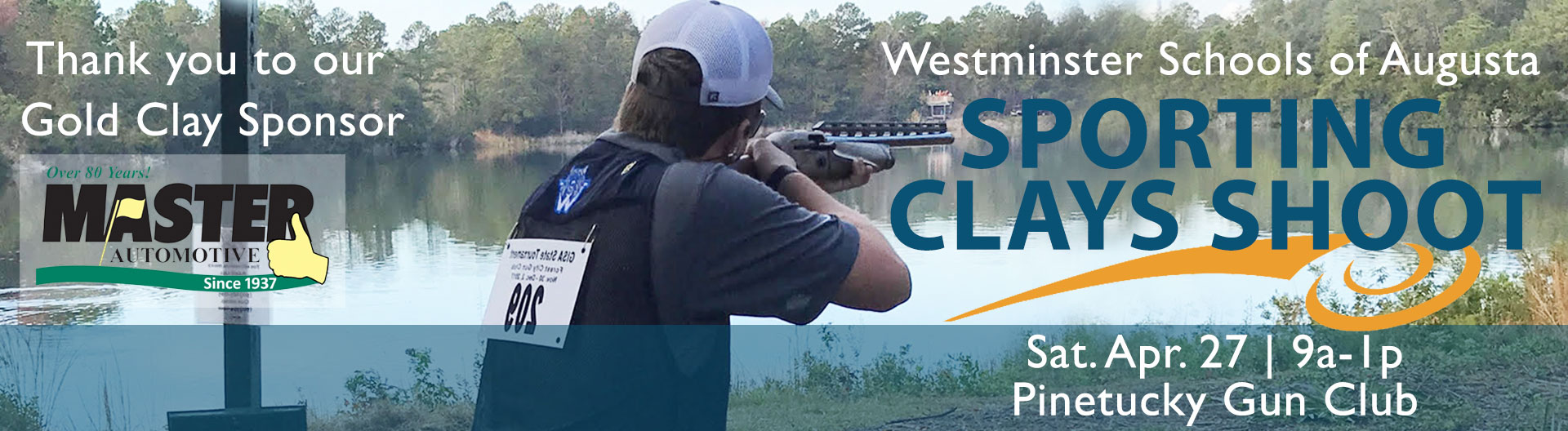 header image: sporting clay shoot | Westminster