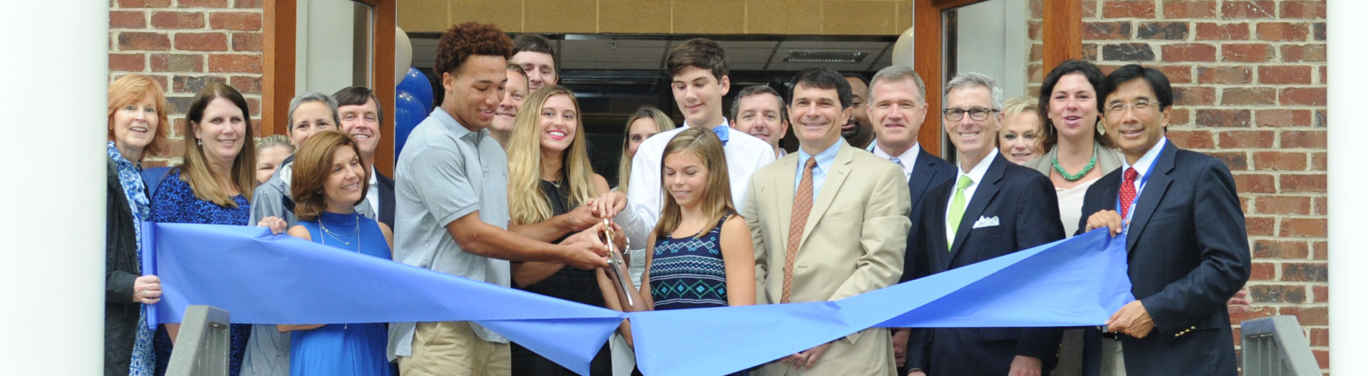 Header: Ribbon Cutting | Westminster
