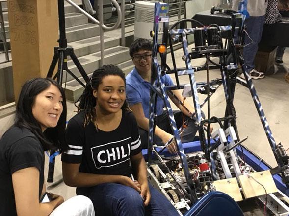 us robotics team | Westminster