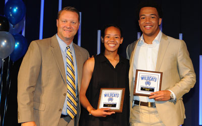 2018 athletes of the year | Westminster