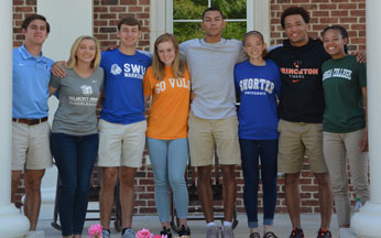 college athletes 2018 | Westminster