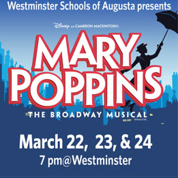 Mary Poppins Logo | Westminster