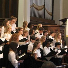 chorus concert 261x261 | Westminster