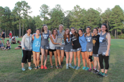2018 Girls XC | Westminster