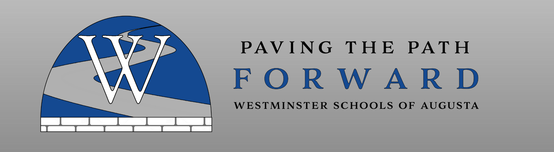 Paving Path Logo Banner | Westminster