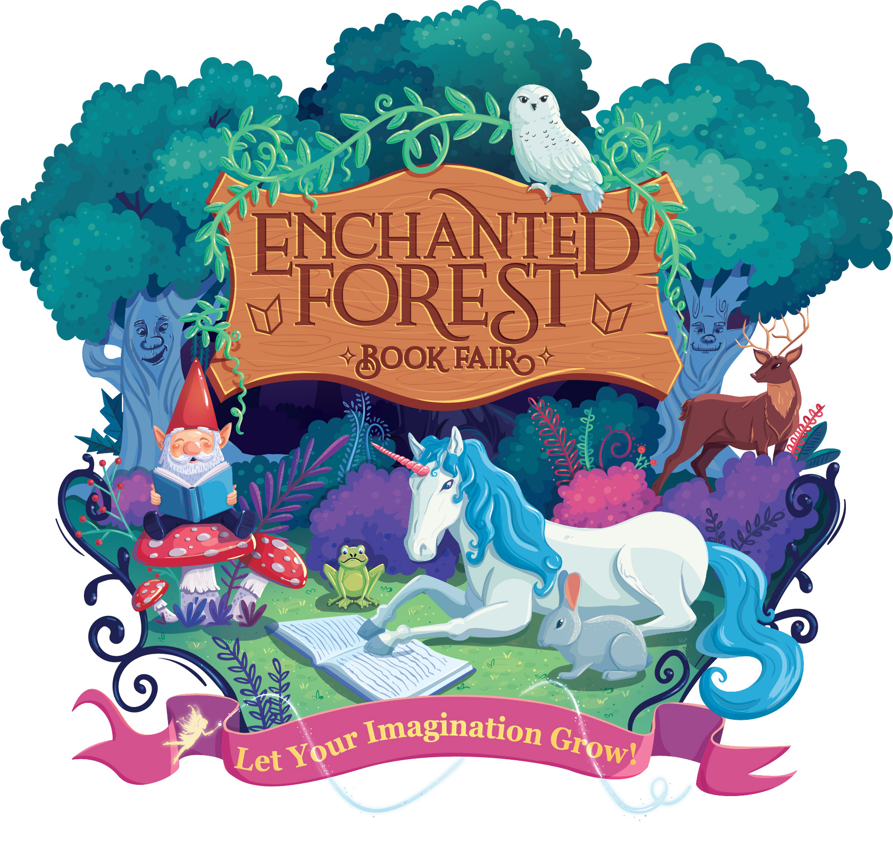 Enchanted Forest Book Fair  | Westminster