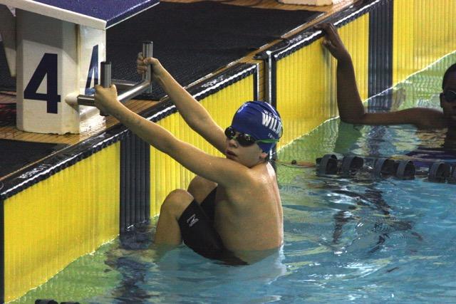 Athletics Photo: Swim  1 1/12/19 | Westminster
