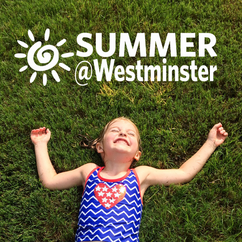 feature image: summer programs | Westminster