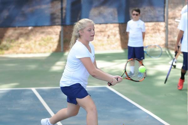 MS girls tennis   Westminster