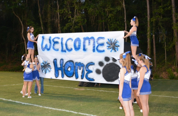 football homecoming  | Westminster
