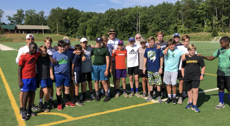 Athletics Photo: Football Camp 1 | Westminster