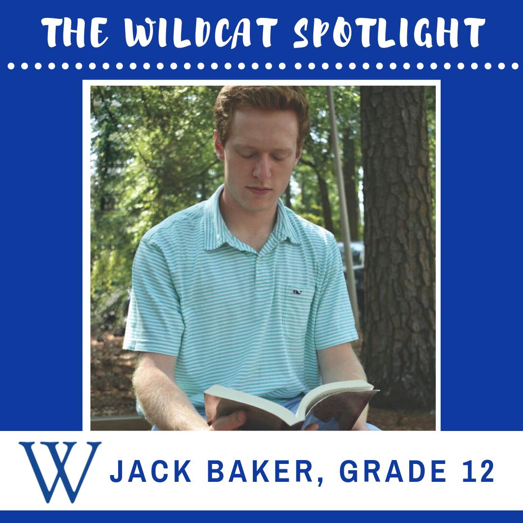 Wildcat Spotlight: Jack Baker | Westminster