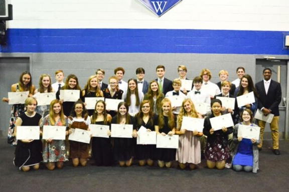Beta Club 2019 1 | Westminster