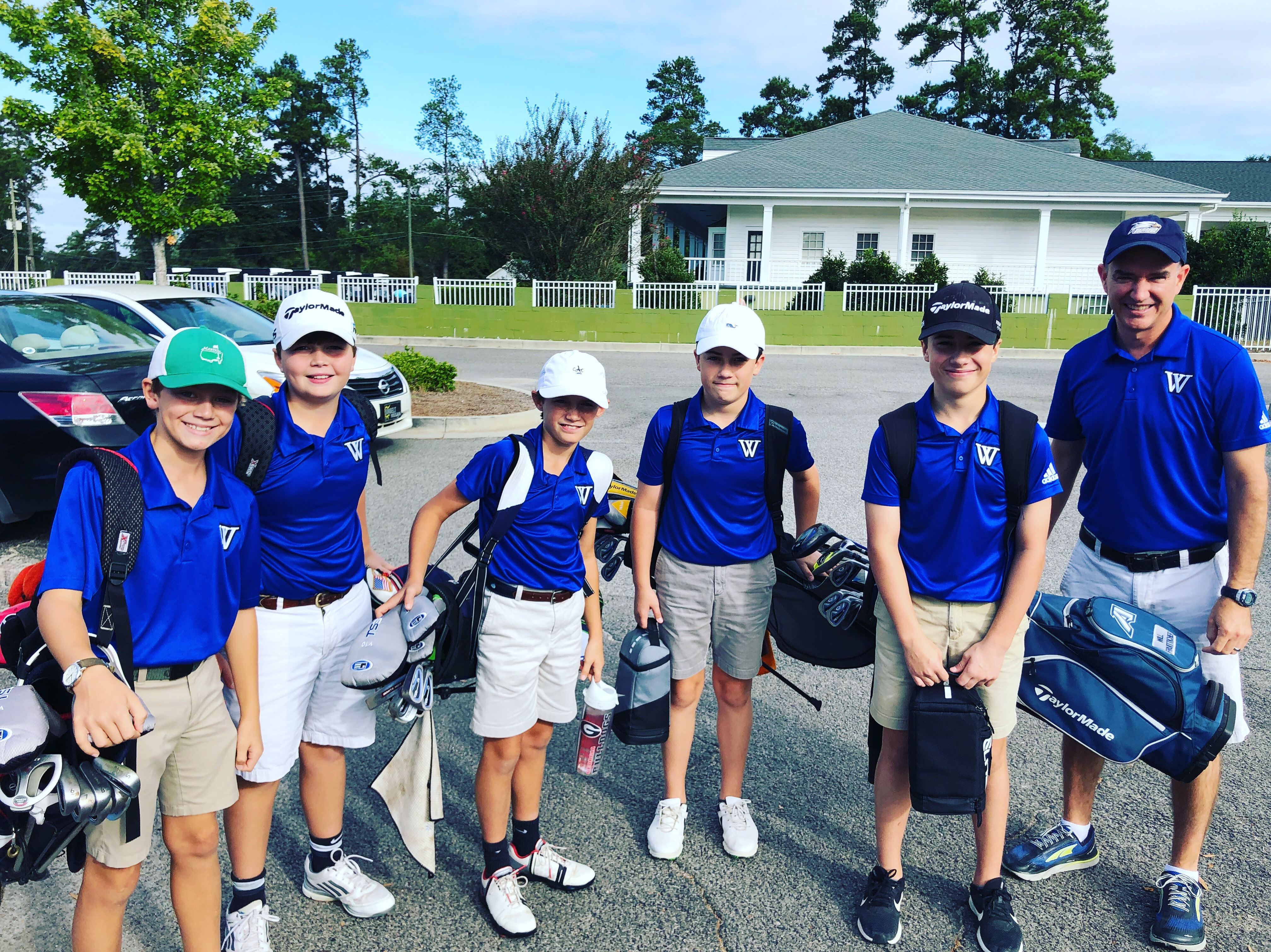 Athletics Photo: MS Golf 1 | Westminster