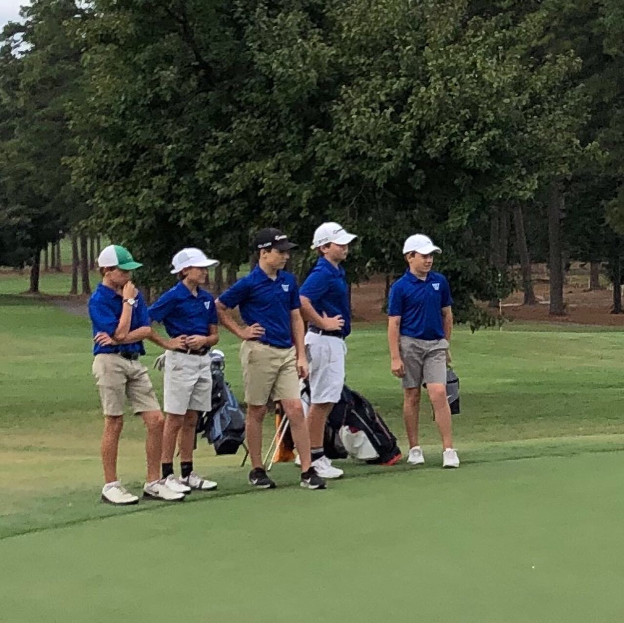 Athletics Photo: MS Golf 2 | Westminster