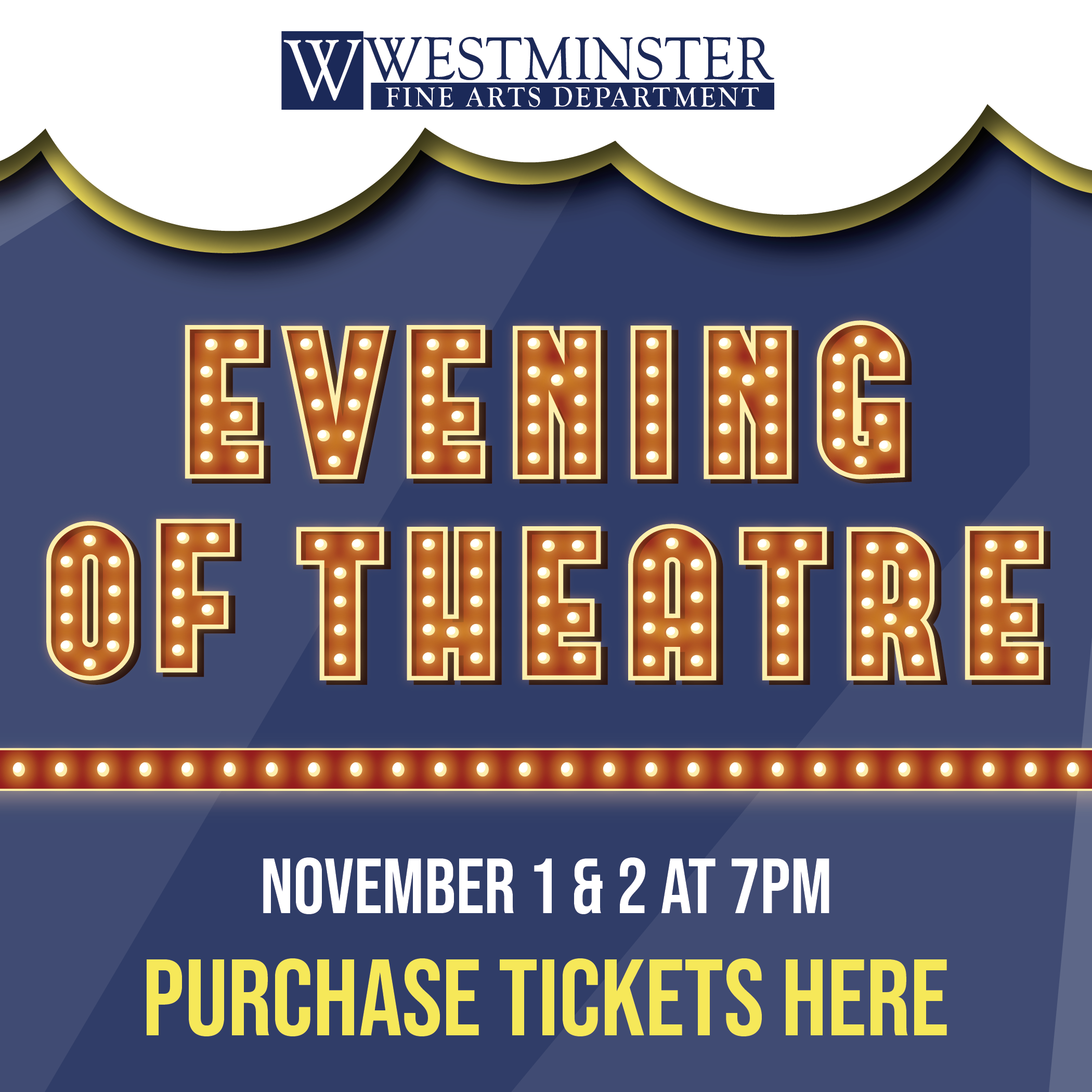 Evening of Theatre | Westminster