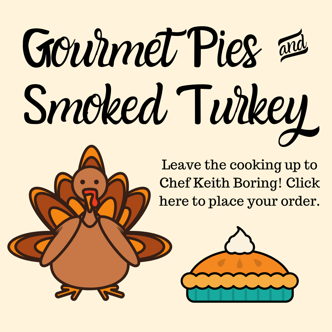 Thanksgiving Pie | Westminster