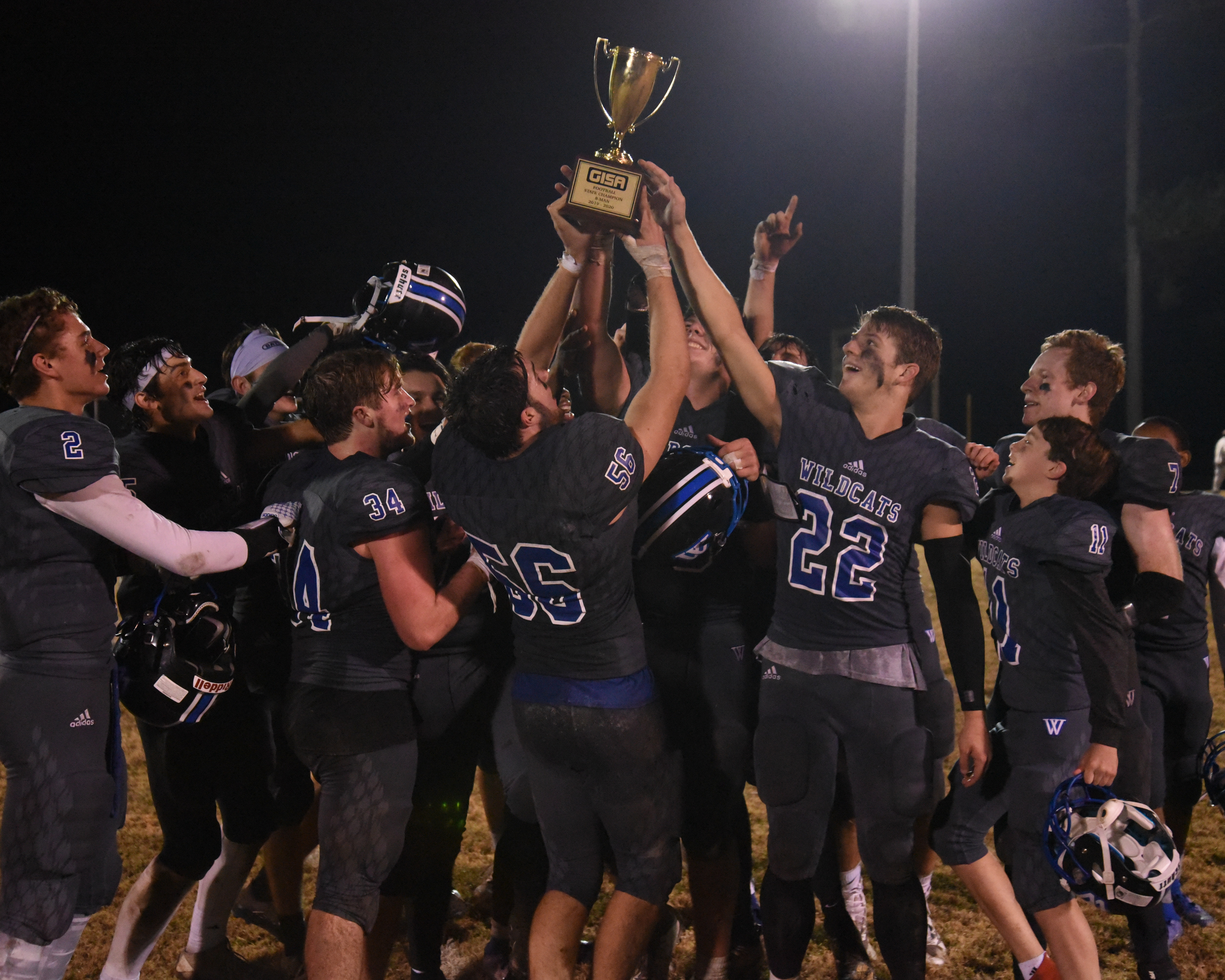 Athletics Photo: Football State Championship 1 | Westminster