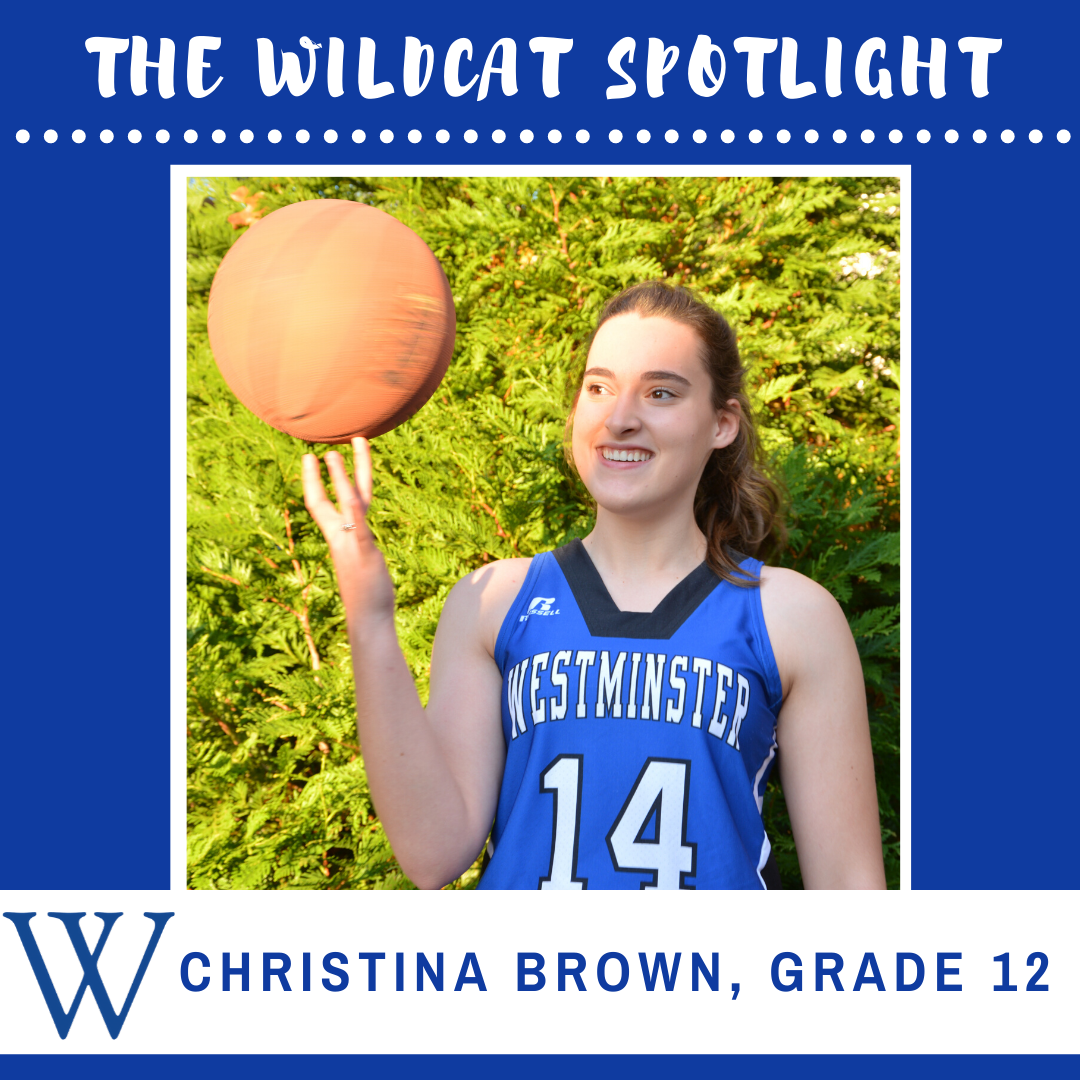 Wildcat Spotlight: Christina Brown | Westminster