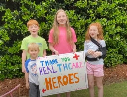 Thank You Healthcare Heroes | Westminster