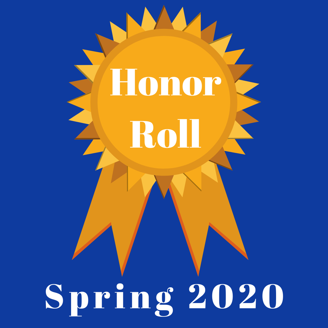 Honor Roll Spring 2020 | Westminster