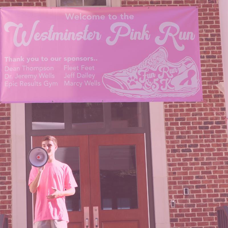 Pink Run 4 | Westminster