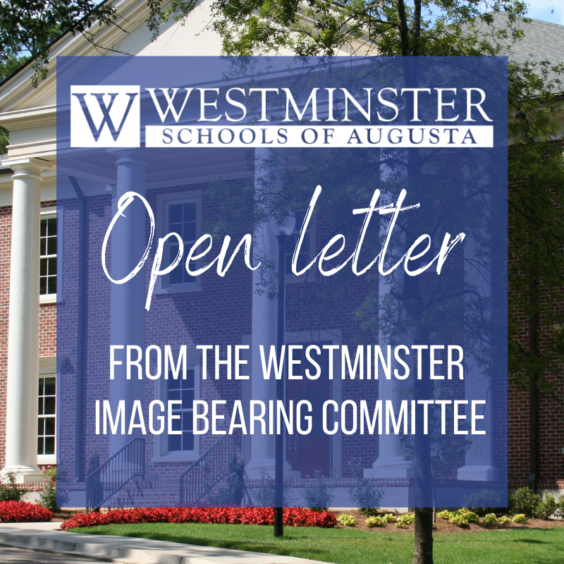 Open Letter From IMC | Westminster