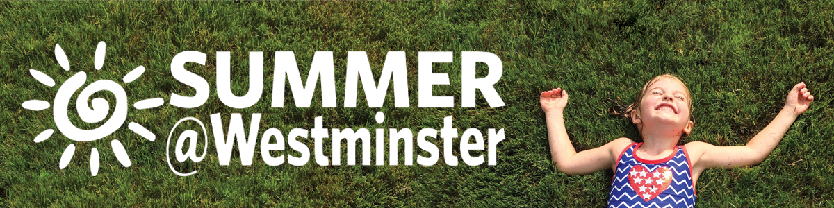 SummerprogramsHeader   Westminster