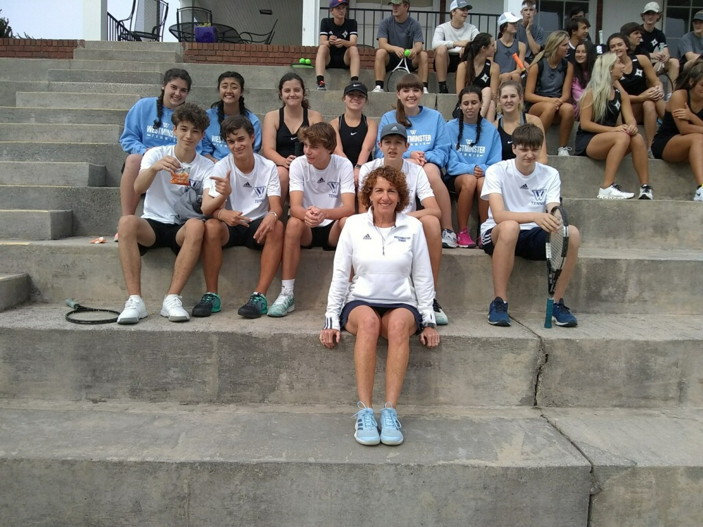 Athletics Photo: 2021 Varsity Tennis Region (1) | Westminster