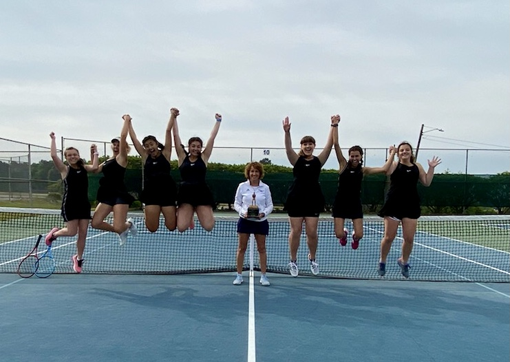 Athletics Photo: 2021 Varsity Tennis Region (2) | Westminster
