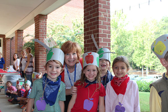 ls principal appleseed day | Westminster