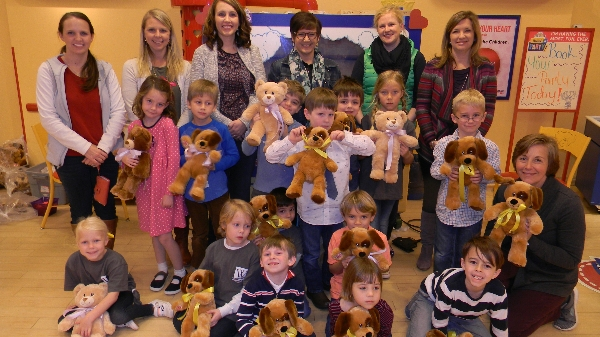 lower school build a bear | Westminster