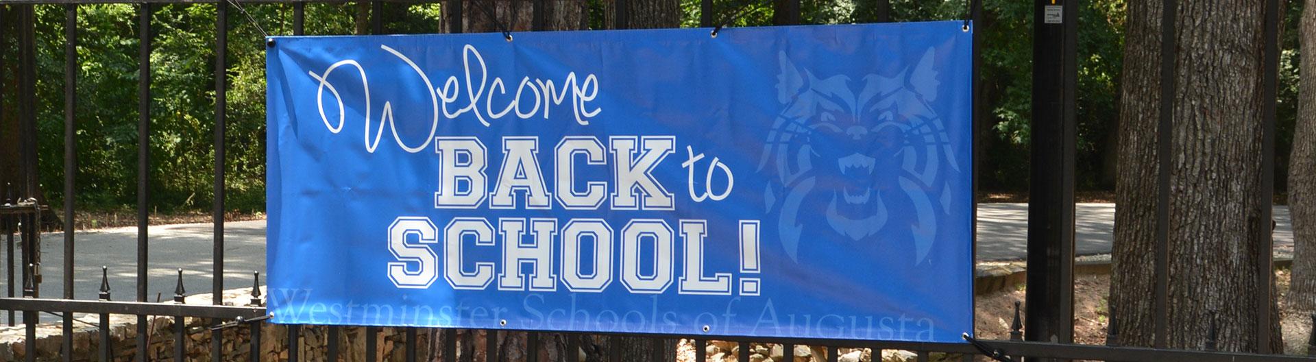 Header: Back to School | Westminster