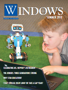 windows cover summer 2018 | Westminster