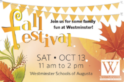 Fall Festival 2018 News | Westminster