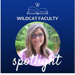 Faculty Spotlight: Kathryn Bergeron | Westminster