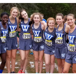 Girls Cross Country State 2018 | Westminster
