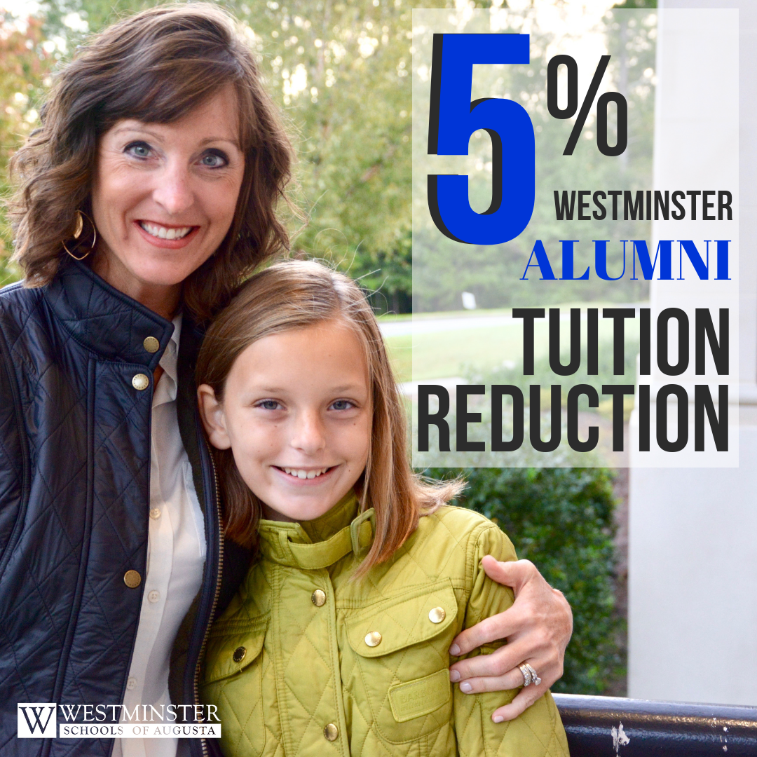 Alumni Tuition Reduction Image | Westminster