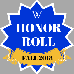 Honor Roll Fall 2018 | Westminster
